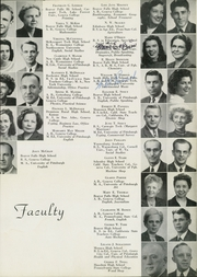 Page 15, 1949 Edition, Beaver Falls High School - Tiger Yearbook (Beaver Falls, PA) online yearbook collection