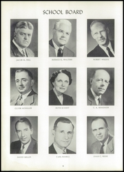 Page 10, 1954 Edition, East Stroudsburg High School - Cavalier Yearbook (East Stroudsburg, PA) online yearbook collection