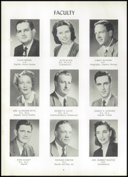 Page 12, 1954 Edition, East Stroudsburg High School - Cavalier Yearbook (East Stroudsburg, PA) online yearbook collection