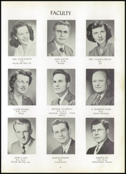 Page 13, 1954 Edition, East Stroudsburg High School - Cavalier Yearbook (East Stroudsburg, PA) online yearbook collection