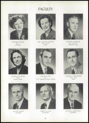 Page 14, 1954 Edition, East Stroudsburg High School - Cavalier Yearbook (East Stroudsburg, PA) online yearbook collection