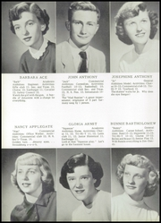 Page 16, 1954 Edition, East Stroudsburg High School - Cavalier Yearbook (East Stroudsburg, PA) online yearbook collection