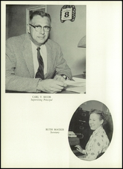 Page 10, 1957 Edition, East Stroudsburg High School - Cavalier Yearbook (East Stroudsburg, PA) online yearbook collection
