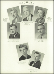 Page 14, 1957 Edition, East Stroudsburg High School - Cavalier Yearbook (East Stroudsburg, PA) online yearbook collection