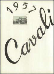 Page 6, 1957 Edition, East Stroudsburg High School - Cavalier Yearbook (East Stroudsburg, PA) online yearbook collection