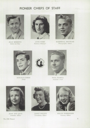 Page 9, 1948 Edition, Stroudsburg High School - Pioneer Yearbook (Stroudsburg, PA) online yearbook collection