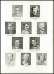 Page 15, 1951 Edition, Stroudsburg High School - Pioneer Yearbook (Stroudsburg, PA) online yearbook collection