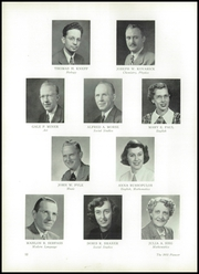 Page 16, 1951 Edition, Stroudsburg High School - Pioneer Yearbook (Stroudsburg, PA) online yearbook collection