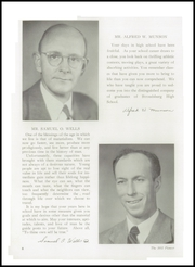 Page 12, 1952 Edition, Stroudsburg High School - Pioneer Yearbook (Stroudsburg, PA) online yearbook collection