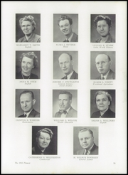 Page 15, 1952 Edition, Stroudsburg High School - Pioneer Yearbook (Stroudsburg, PA) online yearbook collection
