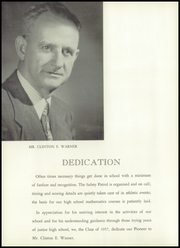 Page 8, 1957 Edition, Stroudsburg High School - Pioneer Yearbook (Stroudsburg, PA) online yearbook collection