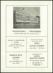 Page 96, 1957 Edition, Stroudsburg High School - Pioneer Yearbook (Stroudsburg, PA) online yearbook collection