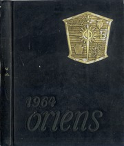 1964 Edition, Central Dauphin East High School - Oriens Yearbook (Harrisburg, PA)