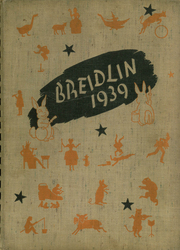 Page 1, 1939 Edition, Coughlin High School - Breidlin Yearbook (Wilkes Barre, PA) online yearbook collection