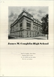 Page 6, 1951 Edition, Coughlin High School - Breidlin Yearbook (Wilkes Barre, PA) online yearbook collection