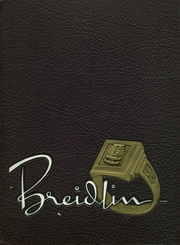 Page 1, 1954 Edition, Coughlin High School - Breidlin Yearbook (Wilkes Barre, PA) online yearbook collection