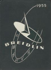 Page 1, 1955 Edition, Coughlin High School - Breidlin Yearbook (Wilkes Barre, PA) online yearbook collection