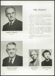 Page 14, 1955 Edition, Coughlin High School - Breidlin Yearbook (Wilkes Barre, PA) online yearbook collection