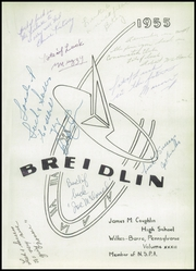 Page 5, 1955 Edition, Coughlin High School - Breidlin Yearbook (Wilkes Barre, PA) online yearbook collection