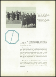 Page 9, 1944 Edition, Chichester High School - Eagle Yearbook (Boothwyn, PA) online yearbook collection