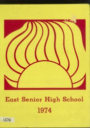 1974 Edition, East High School - Valhalla Yearbook (West Chester, PA)