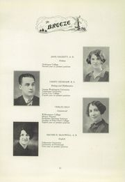 Page 17, 1927 Edition, Clearfield Area High School - Bison Yearbook (Clearfield, PA) online yearbook collection