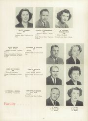 Page 15, 1951 Edition, Clearfield Area High School - Bison Yearbook (Clearfield, PA) online yearbook collection