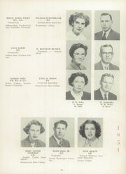 Page 17, 1951 Edition, Clearfield Area High School - Bison Yearbook (Clearfield, PA) online yearbook collection