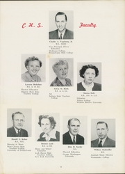 Page 13, 1952 Edition, Clearfield Area High School - Bison Yearbook (Clearfield, PA) online yearbook collection