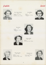Page 14, 1952 Edition, Clearfield Area High School - Bison Yearbook (Clearfield, PA) online yearbook collection