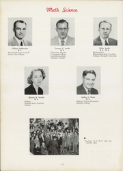 Page 16, 1952 Edition, Clearfield Area High School - Bison Yearbook (Clearfield, PA) online yearbook collection