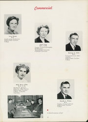 Page 17, 1952 Edition, Clearfield Area High School - Bison Yearbook (Clearfield, PA) online yearbook collection