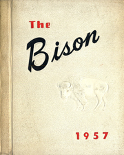 Page 1, 1957 Edition, Clearfield Area High School - Bison Yearbook (Clearfield, PA) online yearbook collection