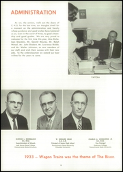 Page 14, 1960 Edition, Clearfield Area High School - Bison Yearbook (Clearfield, PA) online yearbook collection