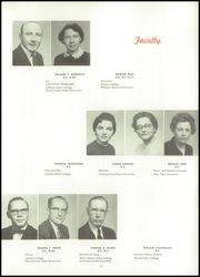 Page 15, 1960 Edition, Clearfield Area High School - Bison Yearbook (Clearfield, PA) online yearbook collection