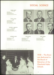 Page 17, 1960 Edition, Clearfield Area High School - Bison Yearbook (Clearfield, PA) online yearbook collection