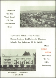 Page 9, 1960 Edition, Clearfield Area High School - Bison Yearbook (Clearfield, PA) online yearbook collection