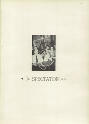 Page 5, 1941 Edition, Greater Johnstown High School - Spectator Yearbook (Johnstown, PA) online yearbook collection