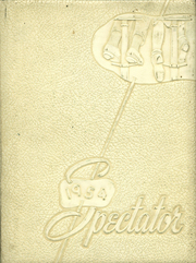 Page 1, 1954 Edition, Greater Johnstown High School - Spectator Yearbook (Johnstown, PA) online yearbook collection