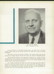 Page 7, 1954 Edition, Greater Johnstown High School - Spectator Yearbook (Johnstown, PA) online yearbook collection