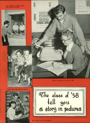 Page 11, 1958 Edition, Greater Johnstown High School - Spectator Yearbook (Johnstown, PA) online yearbook collection
