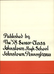 Page 9, 1958 Edition, Greater Johnstown High School - Spectator Yearbook (Johnstown, PA) online yearbook collection