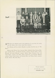 Page 7, 1936 Edition, Moon High School - Flame Yearbook (Coraopolis, PA) online yearbook collection