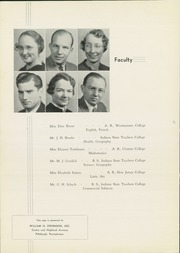 Page 8, 1936 Edition, Moon High School - Flame Yearbook (Coraopolis, PA) online yearbook collection