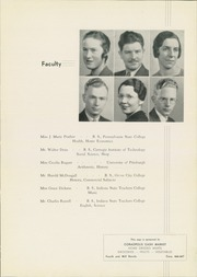 Page 9, 1936 Edition, Moon High School - Flame Yearbook (Coraopolis, PA) online yearbook collection