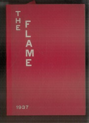 1937 Edition, Moon High School - Flame Yearbook (Coraopolis, PA)