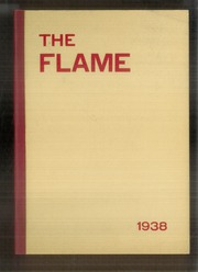 1938 Edition, Moon High School - Flame Yearbook (Coraopolis, PA)