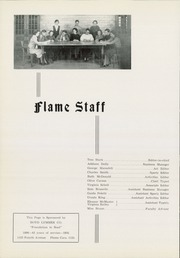 Page 12, 1938 Edition, Moon High School - Flame Yearbook (Coraopolis, PA) online yearbook collection