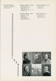 Page 17, 1938 Edition, Moon High School - Flame Yearbook (Coraopolis, PA) online yearbook collection