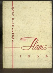 1956 Edition, Moon High School - Flame Yearbook (Coraopolis, PA)